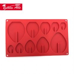 silicone ice tray/chocolate/jell mouldJLL1503