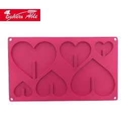 silicone ice tray/chocolate/jell mouldJLL1504